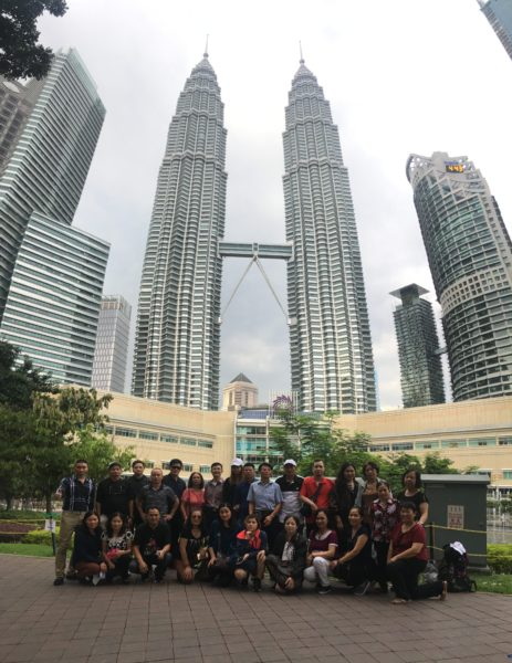 Toa Thap Doi Malaysia