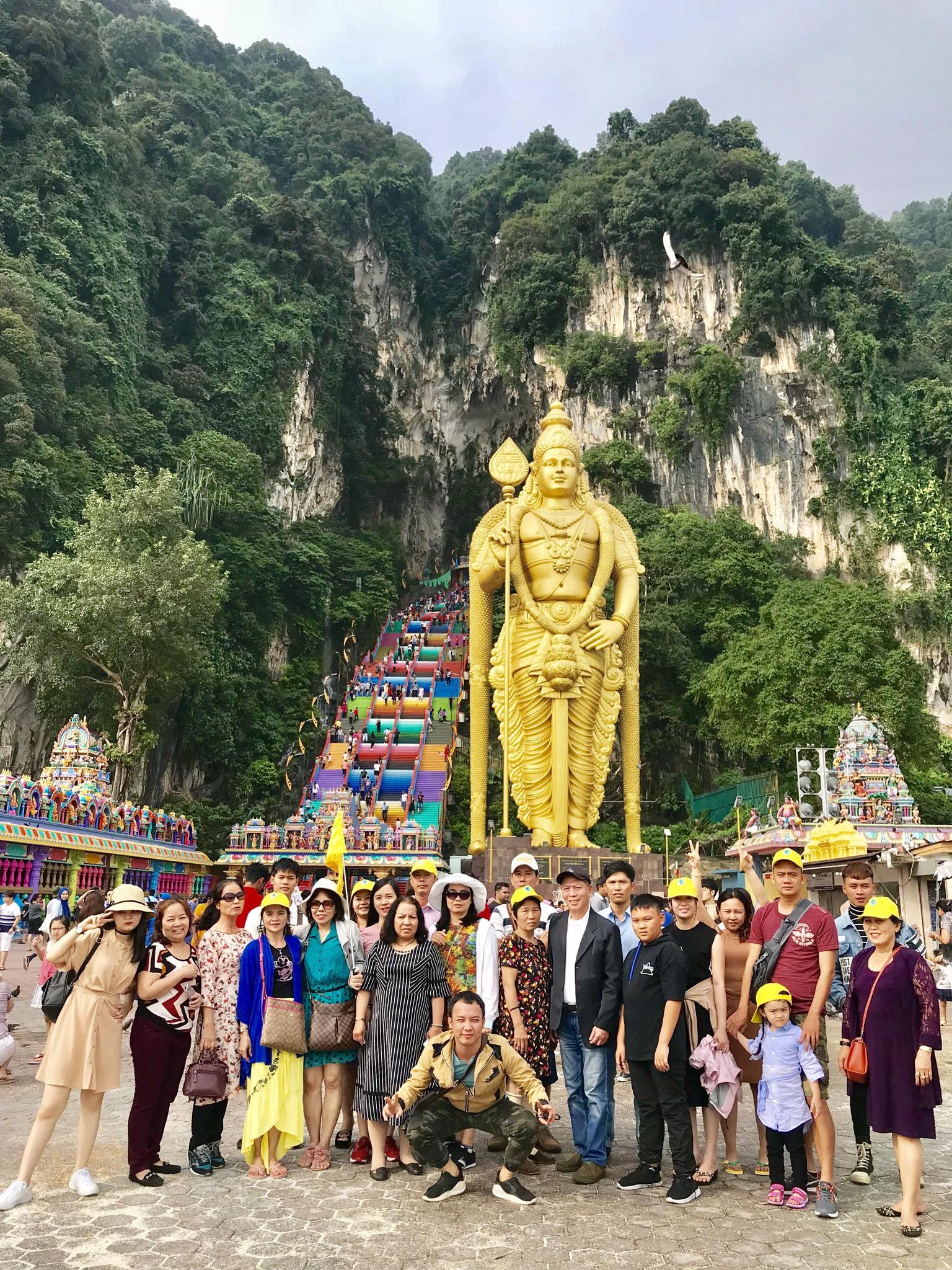 TOUR MALAYSIA 4 NGÀY 3 ĐÊM GIÁ RẺ