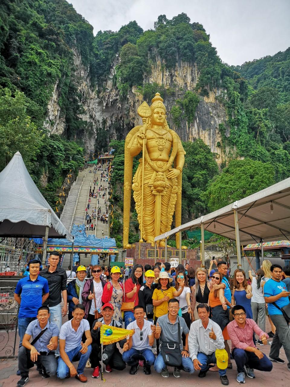 Giảm Giá Siêu Sốc - Tour Singapore Malaysia 4 ngày 3 đêm